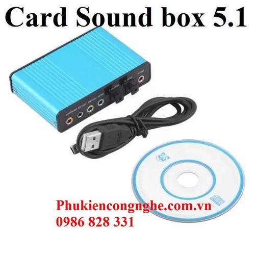 Bộ điều khiển âm thanh 5.1 qua cổng USB máy tính Sound box 5.1 - 4121145 , 4619952 , 15_4619952 , 229000 , Bo-dieu-khien-am-thanh-5.1-qua-cong-USB-may-tinh-Sound-box-5.1-15_4619952 , sendo.vn , Bộ điều khiển âm thanh 5.1 qua cổng USB máy tính Sound box 5.1