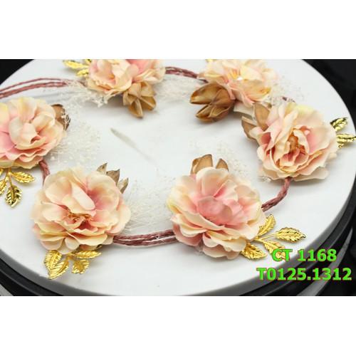 Cài tóc cô dâu hoa hồng nhạt - 4120779 , 4616834 , 15_4616834 , 125000 , Cai-toc-co-dau-hoa-hong-nhat-15_4616834 , sendo.vn , Cài tóc cô dâu hoa hồng nhạt