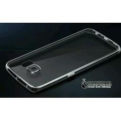 Ốp lưng Samsung Galaxy S7 Edge dẻo trong suốt có bảo vệ Camera