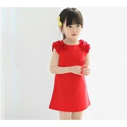 ĐẦM SUÔNG XINH XẮN CHO BÉ TH08599-GS65