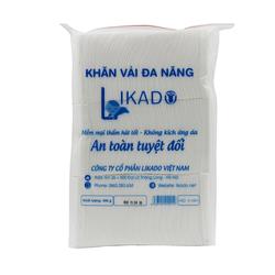 Khăn vải khô đa năng likado 300g