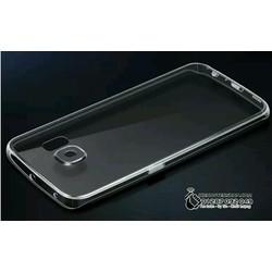 Ốp lưng Samsung Galaxy S6 Edge dẻo trong suốt có bảo vệ Camera