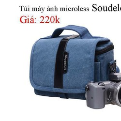 Túi đựng máy ảnh soudeler
