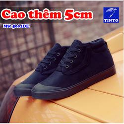 GIÀY TĂNG CHIỀU CAO 5CM TINTO 5001DE