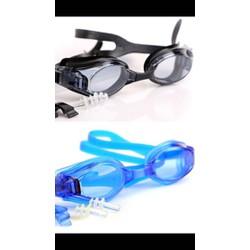 comple 2 bộ kính bơi cho bé