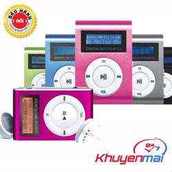 MÁY NGHE NHẠC MP3 CÓ MÀN HÌNH LCD