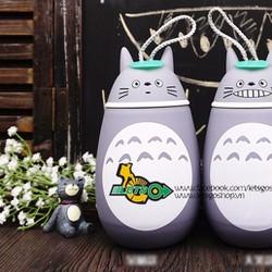 Cốc mèo Totoro có nắp đậy chịu nhiệt