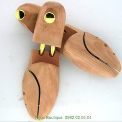 Cây giữ phom giày bằng gỗ- Shoes Tree