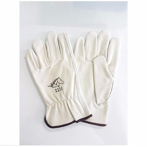 Găng tay da hàn Tig 2233