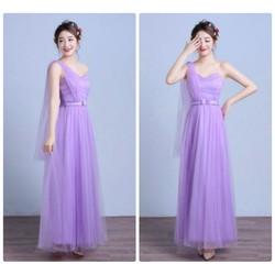 Đầm maxi công chúa xinh xắn