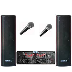 Dàn karaoke 909 + amply KT-789 + 2 micro có dây
