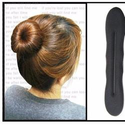 Bộ 2 Dụng cụ búi tóc củ tỏi size lớn