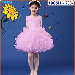 Đầm công chúa thiên thần mùa xuân