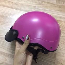 Mũ bảo hiểm trơn