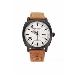 Đồng hồ nam thời trang Dây da CURREN Cr1113