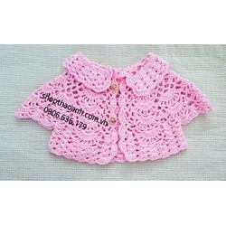 Áo len móc Handmade size 9 tháng - 12 tháng