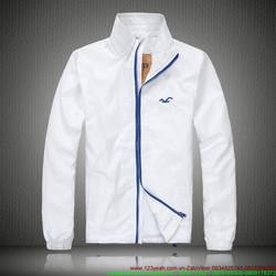 Áo khoác dù nam logo nổi bật phong cách tAKEN3