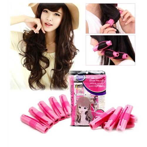 Bộ uốn tóc quấn dây Night Set Curler - 4121788 , 4627406 , 15_4627406 , 69000 , Bo-uon-toc-quan-day-Night-Set-Curler-15_4627406 , sendo.vn , Bộ uốn tóc quấn dây Night Set Curler