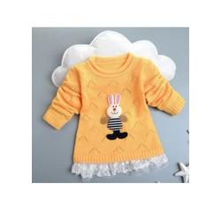 áo len bé gái 2-5 tuoi