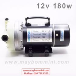 Máy bơm áp lực 12V 180W 18L