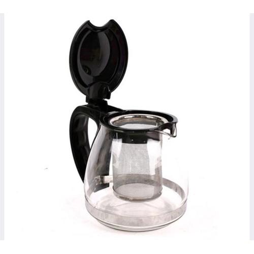 Bình pha trà, cà phê thủy tinh có lưới lọc inox cao cấp - 4121789 , 4627430 , 15_4627430 , 69000 , Binh-pha-tra-ca-phe-thuy-tinh-co-luoi-loc-inox-cao-cap-15_4627430 , sendo.vn , Bình pha trà, cà phê thủy tinh có lưới lọc inox cao cấp