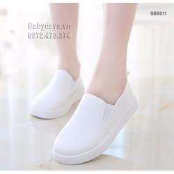 Giày slip-on trẻ em size 26 đến 36 GBG011