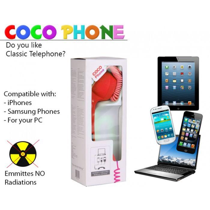 Tai nghe cầm tay cho điện thoại di động CoCo Phone 2