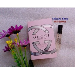 Vial Gucci Bamboo for women