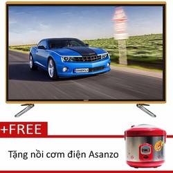 Smart TV Asanzo 50 inch 50SK900 cường lực
