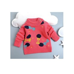 áo len bé gái 2-5 tuổi