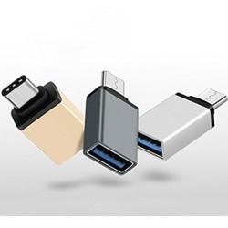 ĐẦU CHUYỂN OTG TYPE-C sang USB