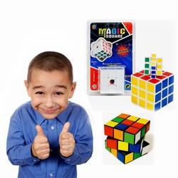 Combo 02 khối rubik cho bé rèn luyện khả năng tư duy trí tuệ