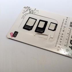 Khay chuyển đổi Nano Sim Adapter