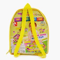 Túi lắp ráp mô hình trí tuệ cho bé