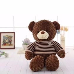 Gấu bông Teddy 1m2 - nâu