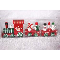 Tàu Gỗ Giáng Sinh Noel M Queenie