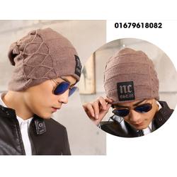 nón mũ len nam NC phong cách cá tính hiện đại thời trang Hàn quốc
