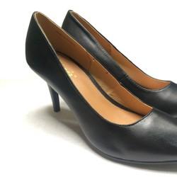 Giày cao gót xuất Nhật da bò thật 100