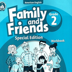 Family and Friends Special Edition Grade 2 Work book