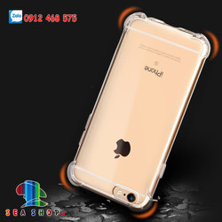 Ốp lưng iPhone 5 5s silicone chống sốc