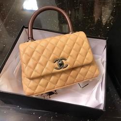 Túi Xách .Chanel. CoCo Super Sale Fullbox Siêu Chuẩn 2 Size