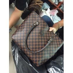 Túi caro nâu bản to tiện lợi thời trang hàng chuẩn VNXK