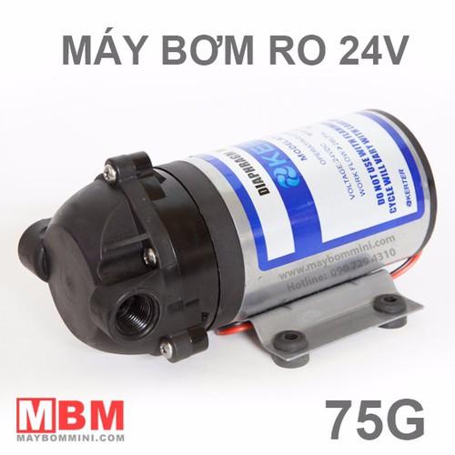 Máy bơm lọc nước RO 24V 75G - 10402565 , 4641891 , 15_4641891 , 859000 , May-bom-loc-nuoc-RO-24V-75G-15_4641891 , sendo.vn , Máy bơm lọc nước RO 24V 75G