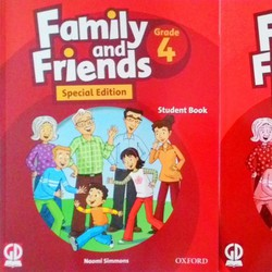 Family and Friends Special Edition Grade 4 Work book