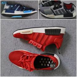 Giày sneaker NMD-camo-rằn ri nhiều màu, nữ