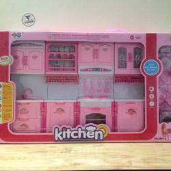 6893A hộp nhà bếp nội thất hồng