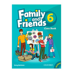 Family And Friends 6 - Student Book