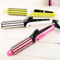 Máy Tạo kiểu Tóc 3 In 1 dụng cụ làm tóc chuyên nghiệp