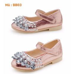 giày búp bê bé gái 2 -10 tuổi