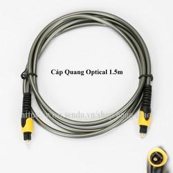 Cáp âm thanh OPTICAL 1.5 mét